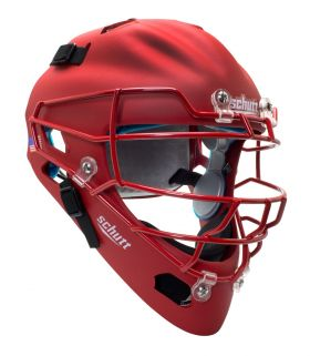 AiR Maxx 2966 Matte Hockey Helmet w/ Matching Guard