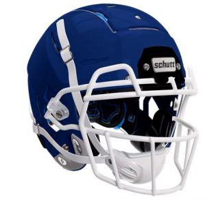 F7 Professional Football Helmet with Faceguard