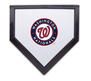 Nationals Schutt Mini Home Plate