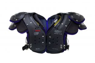 O2 Maxx QB/WR Football Shoulder Pads
